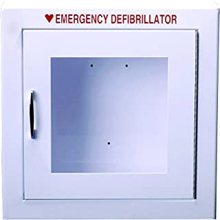 AED Wall Cabinet Fits All AED Units Surface Mount