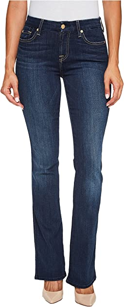 7 For All Mankind - Kimmie Bootcut Jeans in Dark Moonlight Bay