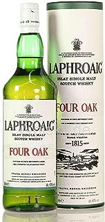 Laphroaig Four Oak Whisky mit Geschenkverpackung 1 x 1 l