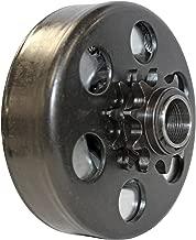 MaxTorque MaxTorque MTSS1034 Go Kart Clutch Mini Bike Drift #40 Chain 3/4 inch 10 Tooth