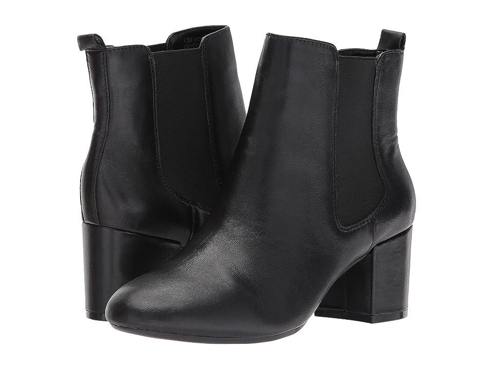 Aerosoles Stockholder (Black Leather) Women
