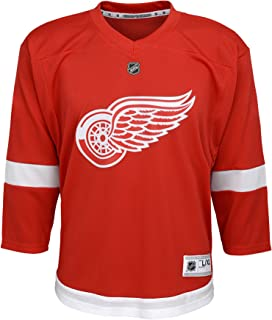 Outerstuff Detroit Red Wings Team Color Preschool Jersey