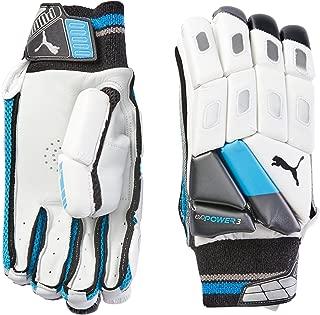 Puma, Cricket, Evopower 3 Batting Gloves 2016, Youth, Blue, Left Hand