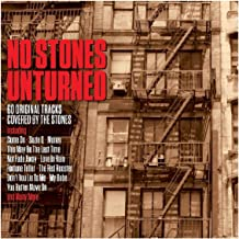 No Stones Unturned: 60 Songs Covered By The Stones