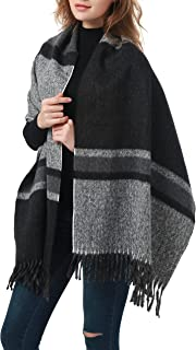 Sponsored Ad - Women Scarf Cashmere Feel Shawl Warm Winter Pashmina Wrap Cozy Bulky Scarves