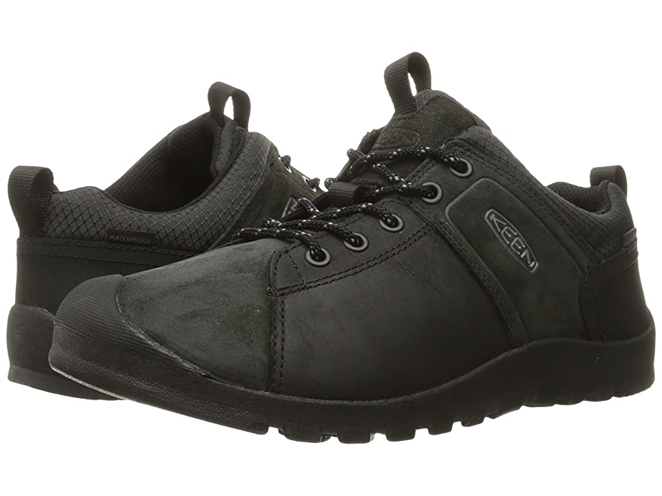 Keen Citizen Keen Low Waterproof (Magnet/Black) Men