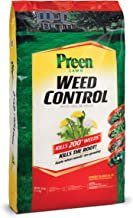 Preen 2464090 Lawn Weed Control - 30 lb. - Covers 15,000 sq. ft.