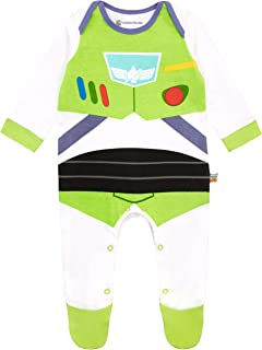 Baby Boys' Toy Story Footies Buzz Lightyear