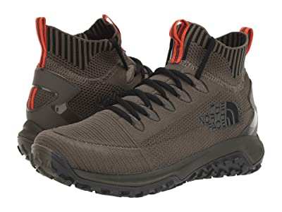 The North Face Truxel Mid (New Taupe Green/TNF Black) Men