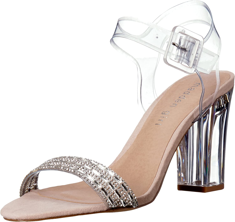 Madden girl Womens Trena Heeled Sandal