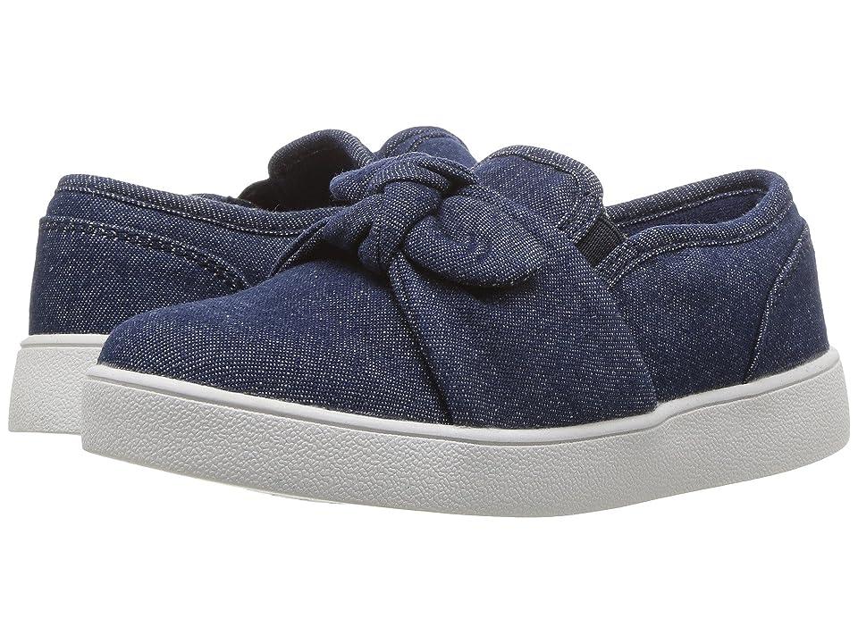 Nine West Kids Odettah (Little Kid/Big Kid) (Dark Blue Denim) Girls Shoes