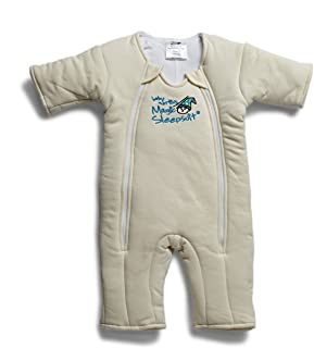 Baby Merlin's Magic Sleepsuit - Swaddle Transition...