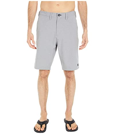 Billabong 21 Crossfire Submersible Shorts (Grey) Men