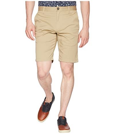 RVCA The Week-End Stretch Shorts (Khaki) Men