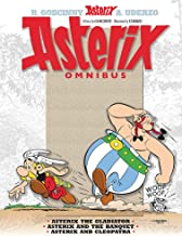 Asterix: Omnibus 2: Asterix the Gladiator, Asterix and the Banquet, Asterix and Cleopatra