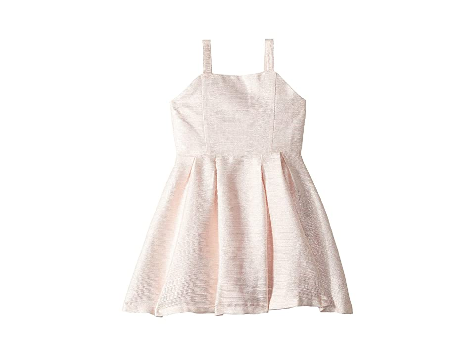 Bardot Junior May Boucle Dress (Big Kids) (Cloud Pink) Girl