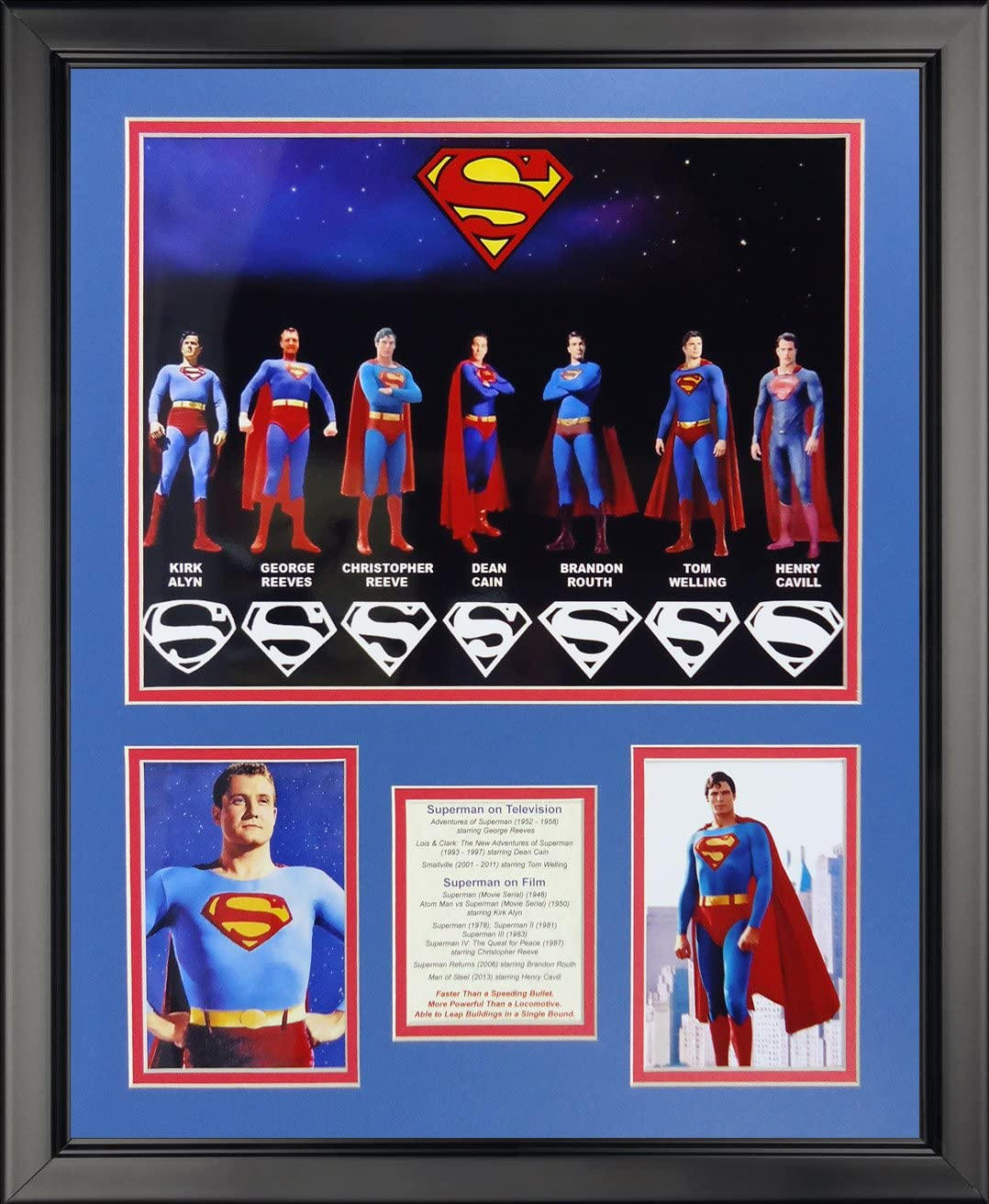 Charlotte Mall Max 45% OFF Legends Never Die Superman Collage 20