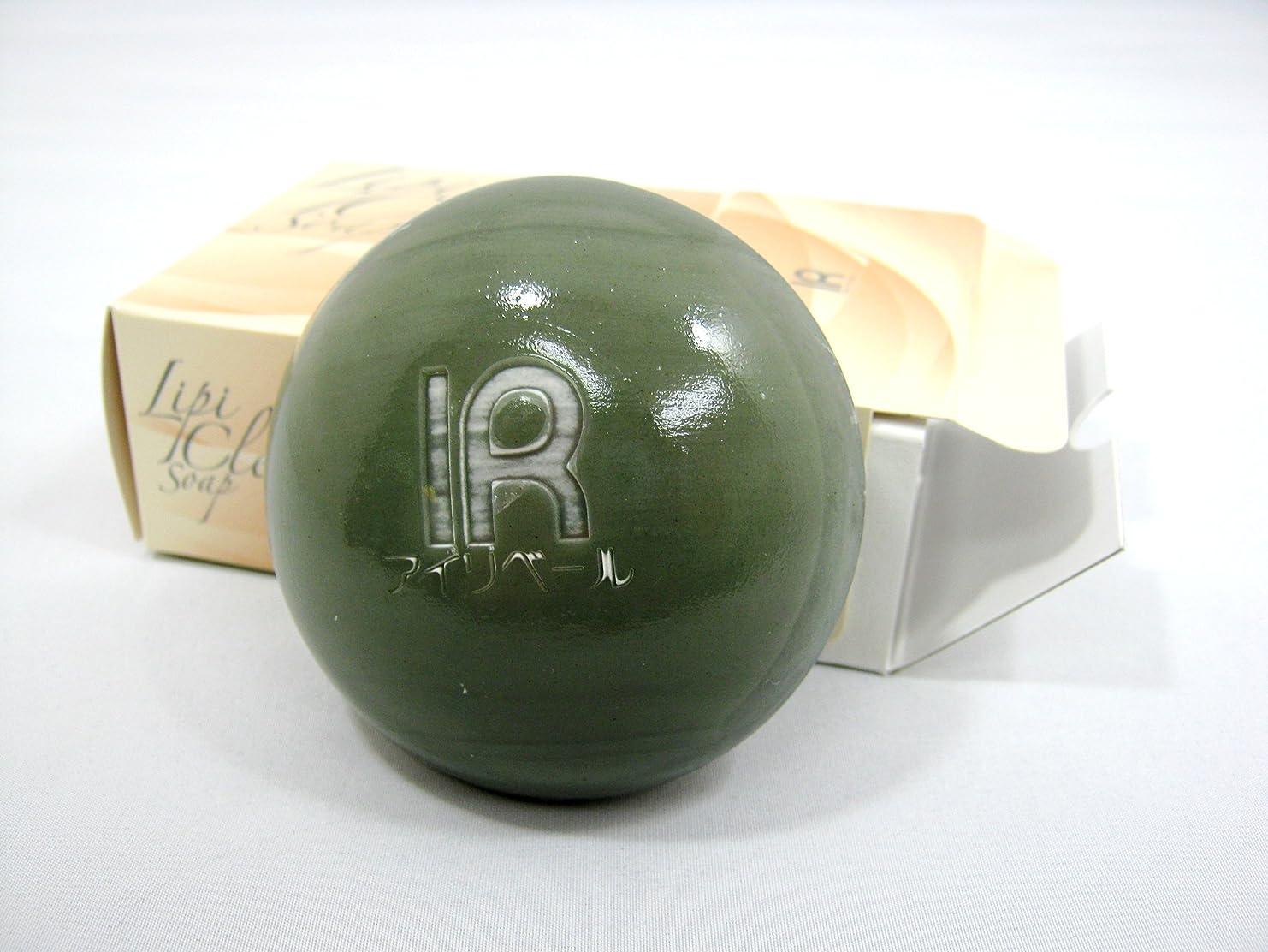 呼び起こす理容室商品IR アイリベール化粧品 リピ.クリアソープ(洗顔せっけん) 100g