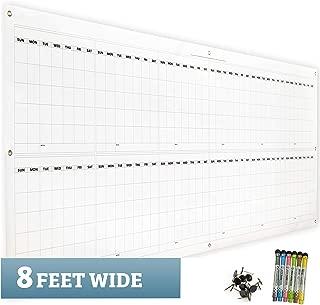 Large Dry Erase Wall Calendar 36