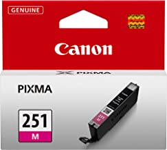 Canon CLI-251 Magenta Ink Tank Compatible to MG6320 , IP7220 & MG5420, MX922, MG5520, MG6420, MG7120, iX6820, iP8720, MG75...