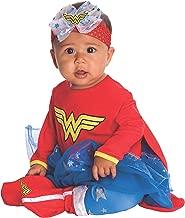 Rubie's Wonder Woman Onesie Baby Costume