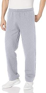 Gildan Men's Open Bottom Sweatpant with Pockets Pants (pack of 1)
