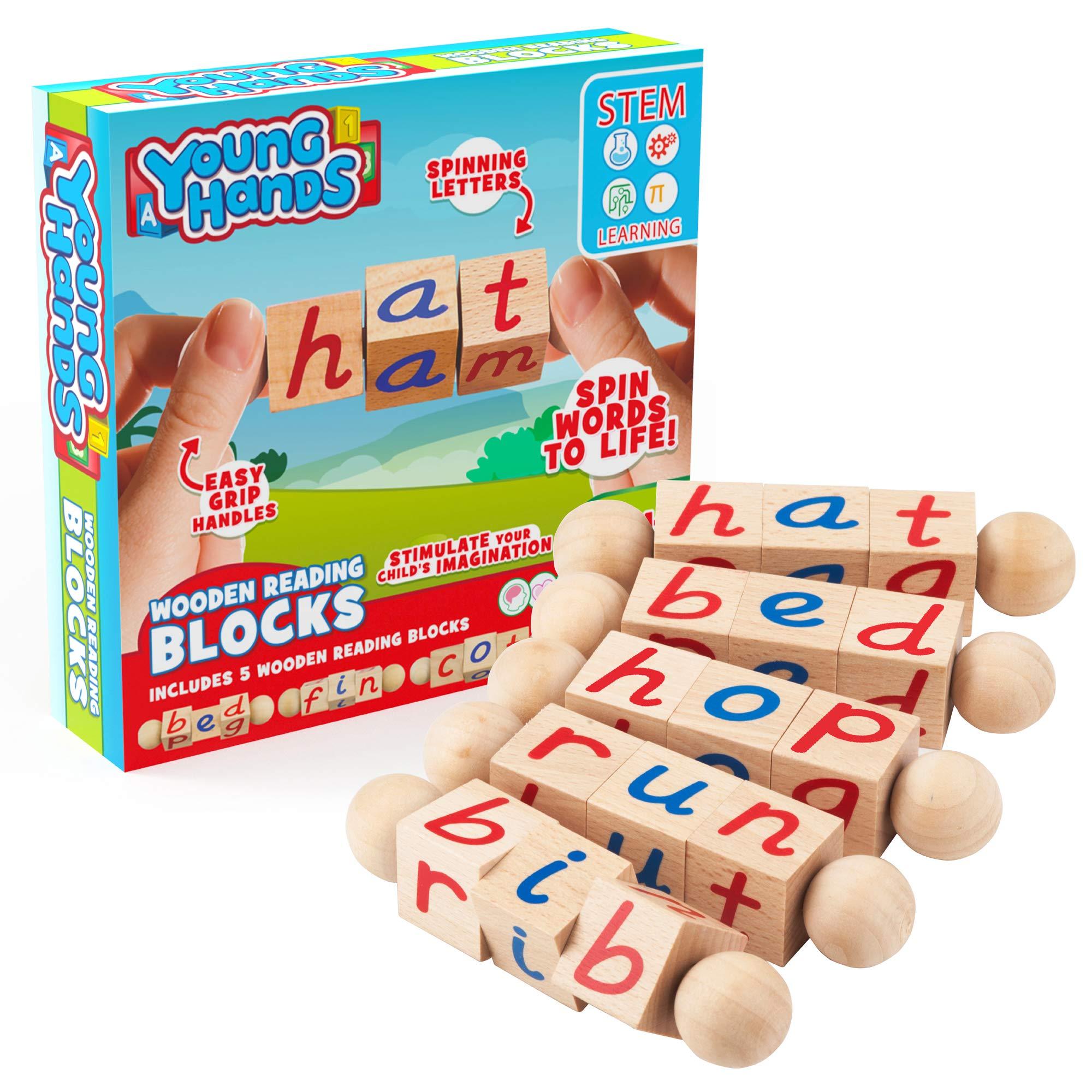 Educational Manipulative Easy Grip Montessori Pre Kindergarten