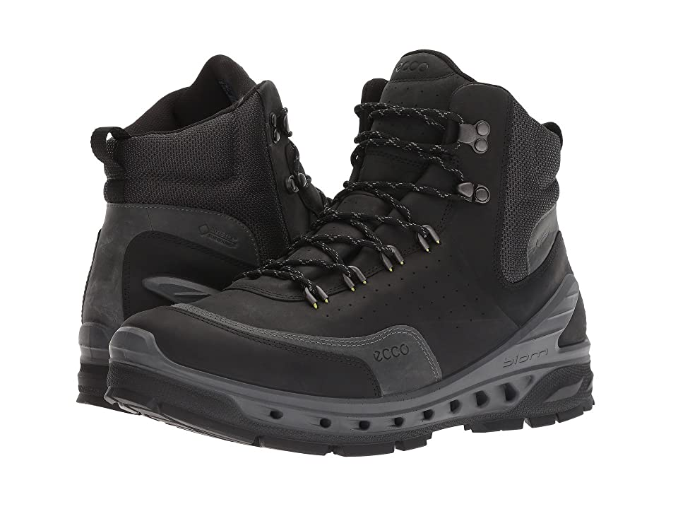 UPC 809704559315 product image for ECCO Sport Biom Venture TR GTX (Black/Dark Shadow) Men's Hiking Boots | upcitemdb.com