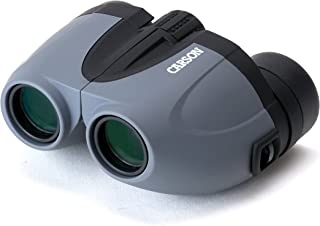 Carson Falconer 7x20mm Compact and Lightweight Binoculars For Travel, Camping, Hiking, Bird Watching, Sporting Events, Concerts and Outdoor Adventures (FR-720)