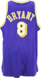 6cfe64542 Lakers Kobe Bryant 1998-99 Game Used Nike Jersey MEARS   Grey Flannel LOAs -