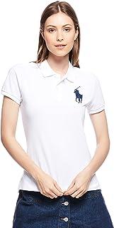 Polo Ralph Lauren Top For WOMEN, WHITE S
