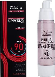 OLIFAIR Sunscreen Lotion Spf 90 P+ For Oily, Sensitive & Acne Prone Skin (50 Ml)