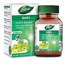 Dabur Amla Tablet – Health Booster (60 + 20 tablets Free)
