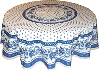 Best provence coated tablecloth round Reviews