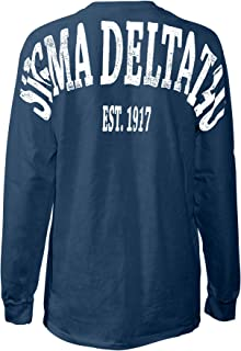 sigma delta tau clothing
