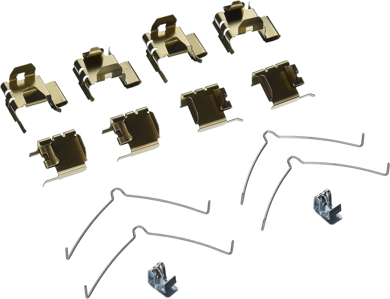 Carlson Sacramento Mall Quality Brake Parts 13336 Max 67% OFF Kit Disc Hardware