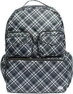 Lug Women's Puddle Jumper Packable, Aloha Navy Backpack
