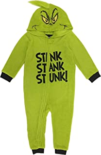 Matching Family The Grinch Onesies - Sizes for Every Age!