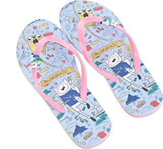 Miniso Adventure Time- Women's Flip Flops 35/36 6941501529024