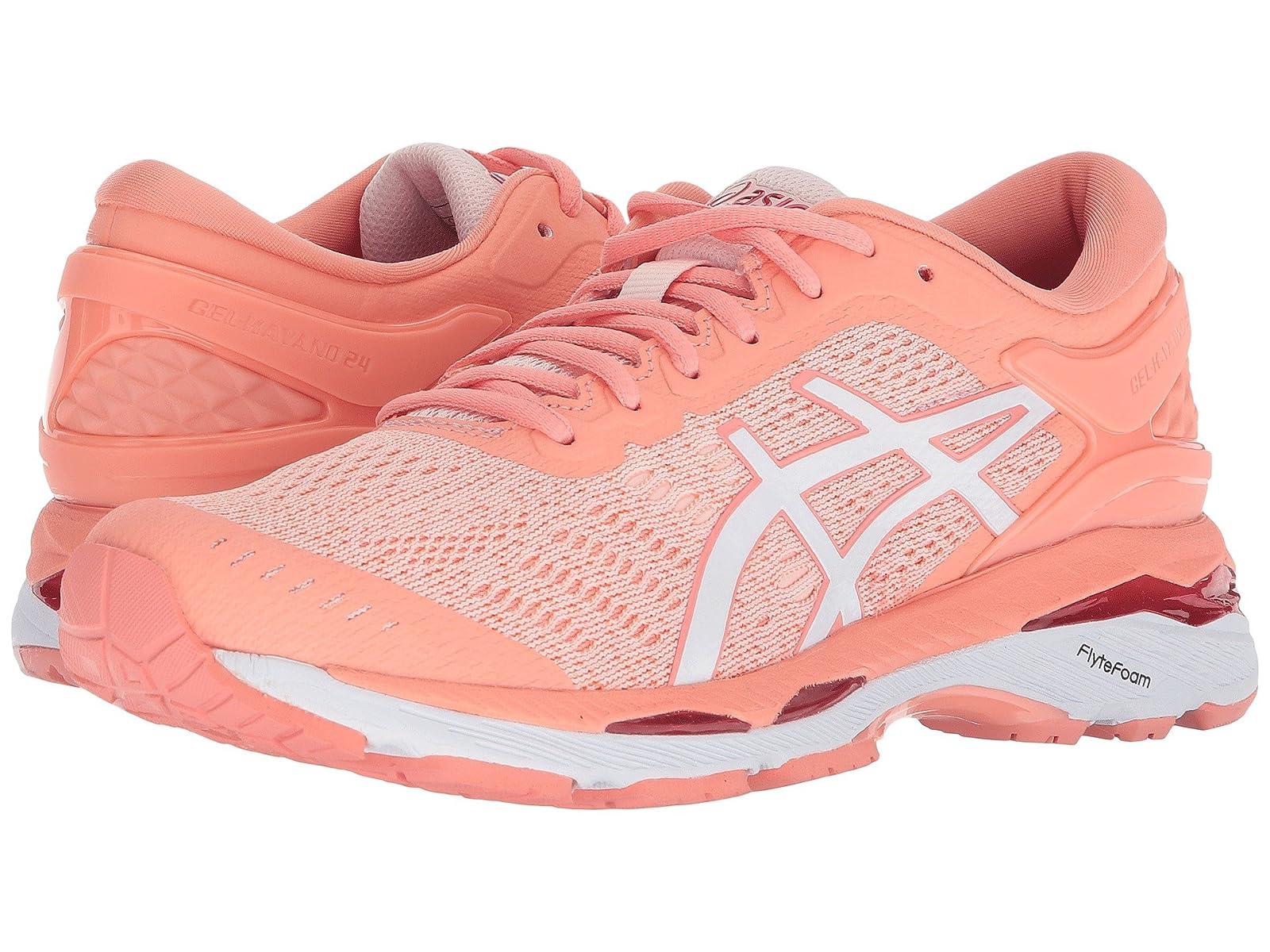 ASICS GEL-Kayano® 24Atmospheric grades have affordable shoes