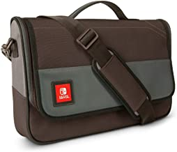 PowerA Everywhere Messenger Bag for Nintendo Switch or Nintendo Switch Lite - Gaming Case, Carrying Case for Accessories
