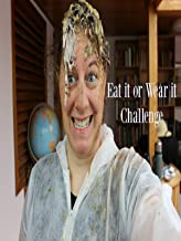 Eat it or Wear It Challenge with Dr George McGavin