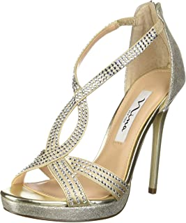 89ae6d7a9b6a Amazon.com: Gold - Sandals / Shoes: Clothing, Shoes & Jewelry