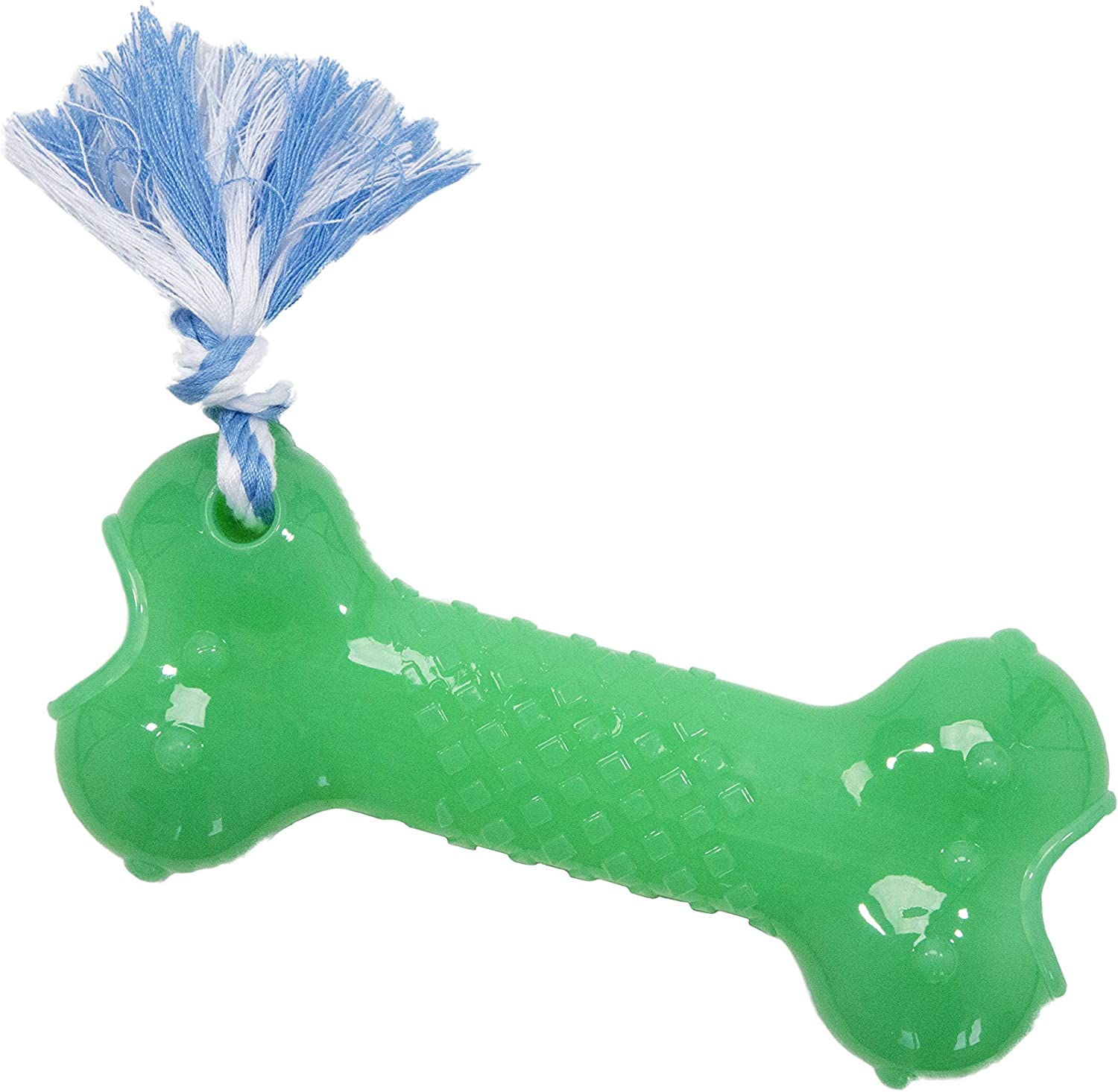 Petstages Orka Bone Green Dog Toy Treat-Dispensing Outlet Max 78% OFF SALE Chew