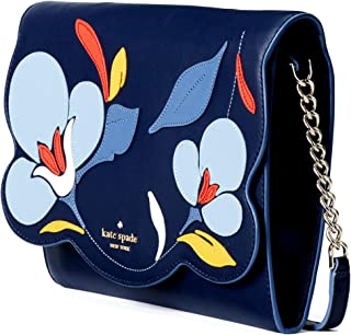 Kate Spade Floral Briar Lane Quilt Holland Crossbody Bag Leather Handbag