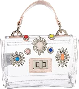 Steve Madden Vickey Clear Crossbody