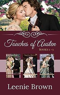 Touches of Austen (Books 1-3)