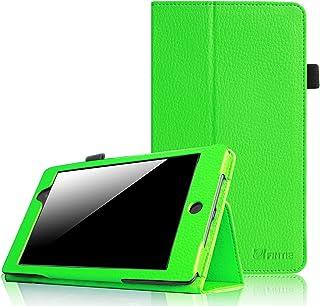 FINTIE 对开式保护套自动唤醒/*功能* 2 代 Google Nexus 7 FHD,超薄贴合安卓平板电脑 - *