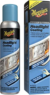 headlight spray