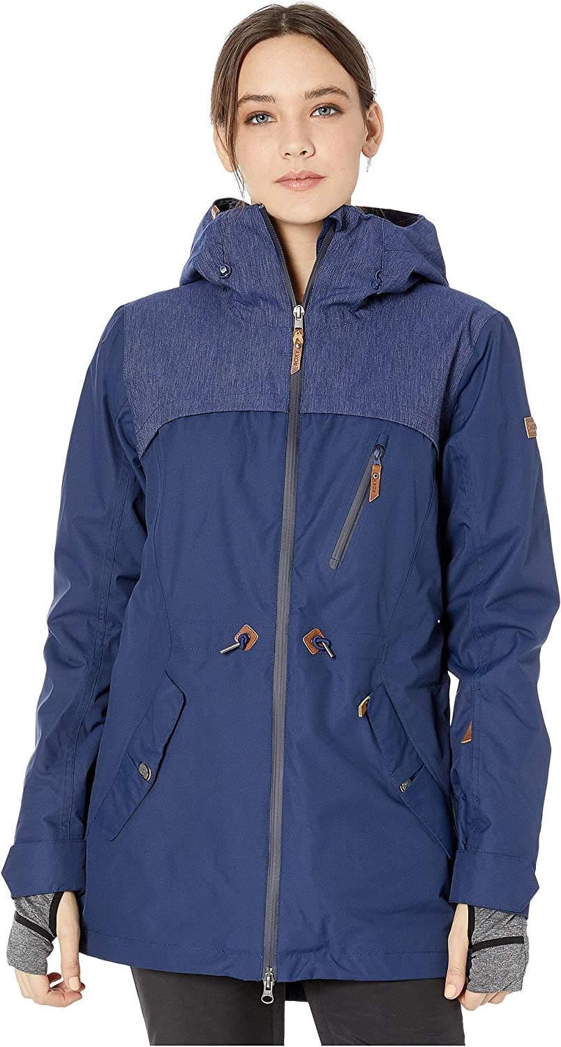 Roxy Women's Stated Jacket Oklahoma City Sales of SALE items from new works Mall